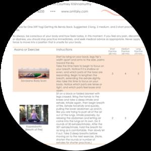 Strengthen & Stretch Sample Practice