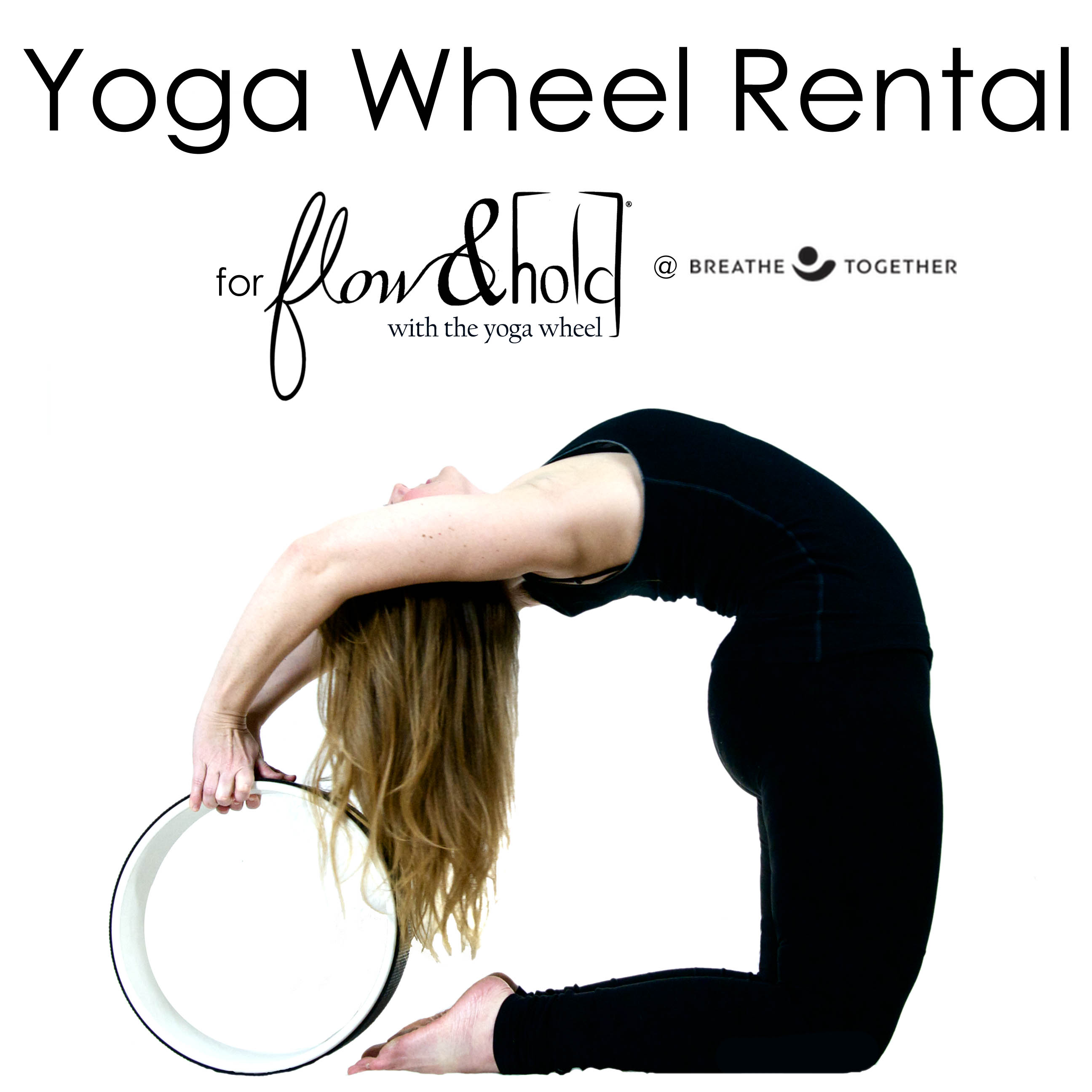 Yoga Wheel Rental
