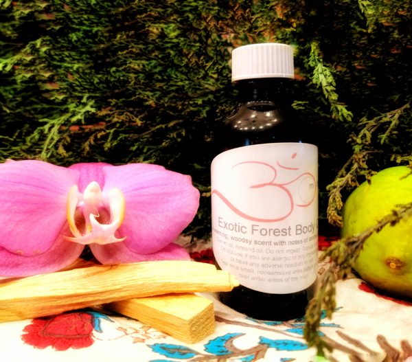 Exotic Forest Oil