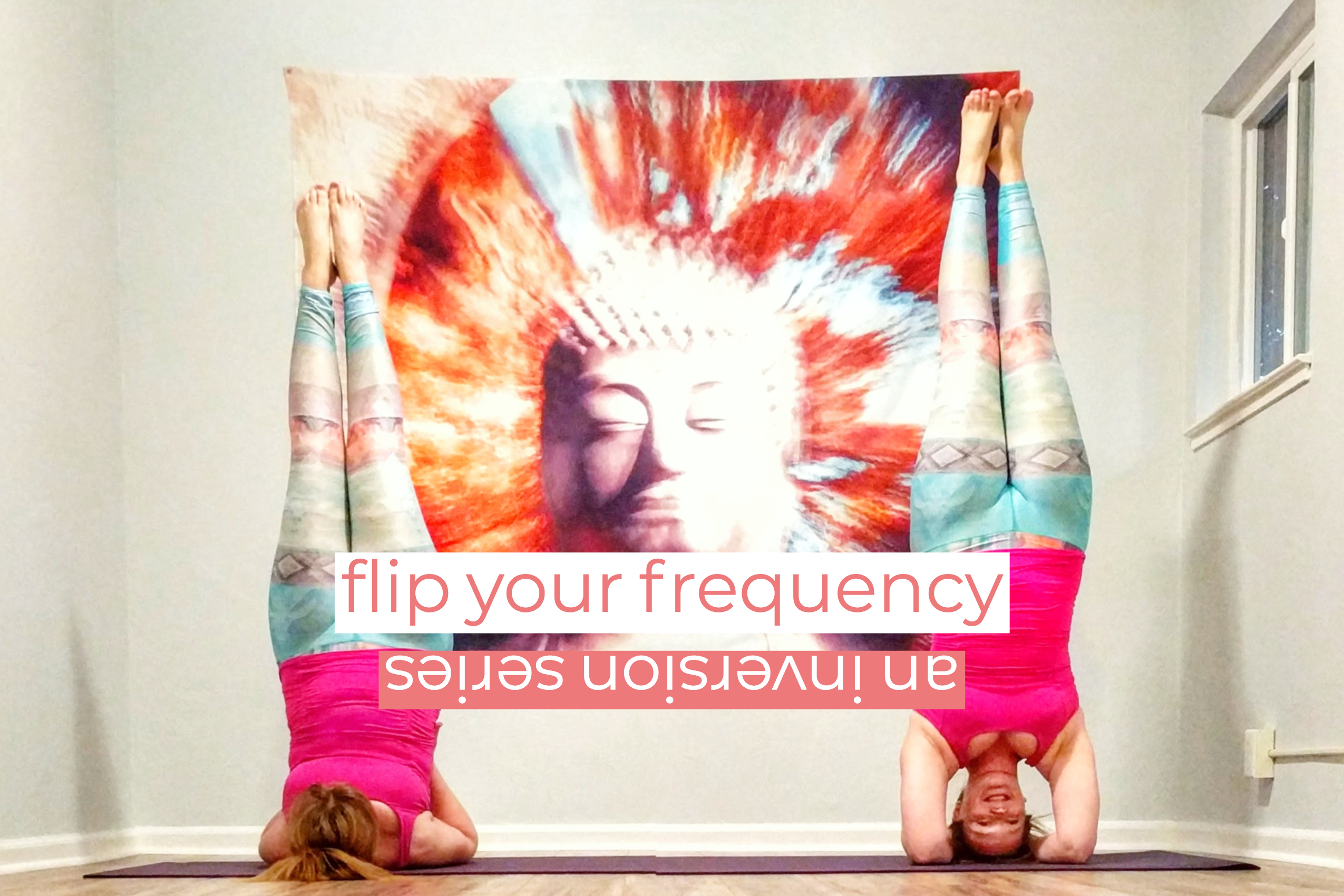 Flip Your Frequency: An Inversion Series