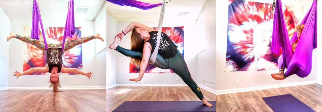 Om Fairy Aerial Yoga Teacher Training - 50 hour aerial YTT