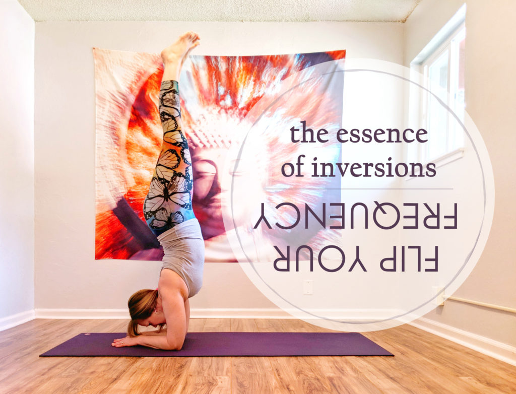 Flip Your Frequency :: The Essence of Inversions
