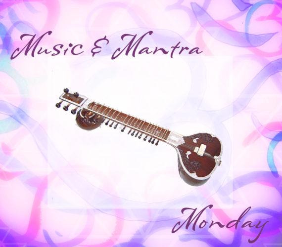 Music & Mantra Mondays: Sitar-Inspired Playlist