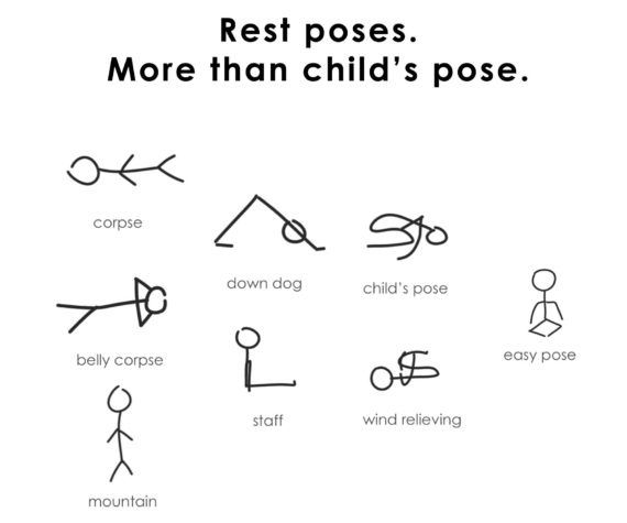Rest Poses