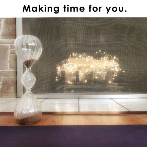 Making Time for You